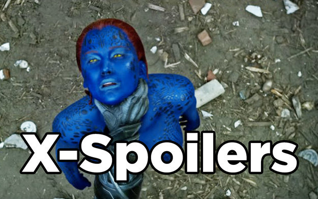 """For Everyone Who Didn't Get The """"X-Men: Apocalypse"""" Post-Credits Scene"""