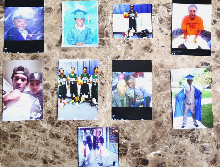 Shot and killed just shy of his 18th birthday, Deonte Hoard was one of 489 homicide victims in Chicago last year. How this happened — and how it keeps happening — is both one person's story and the story of how a community has been forced to adjust to murder as an everyday fact of life. Read it at BuzzFeed News.