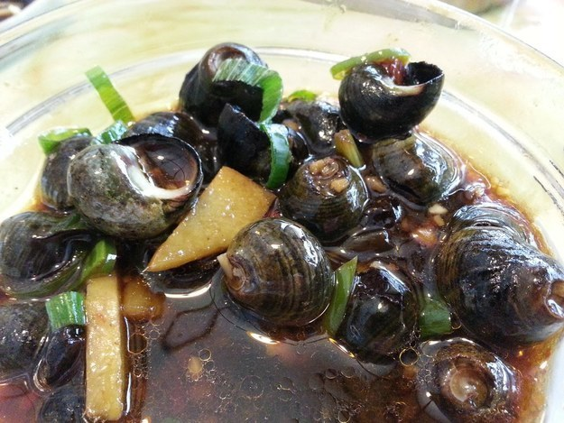 Cantonese Snails (Periwinkles)