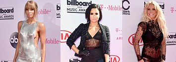 Here Are All The Amazing Looks From The 2016 Billboard Music Awards Red Carpet