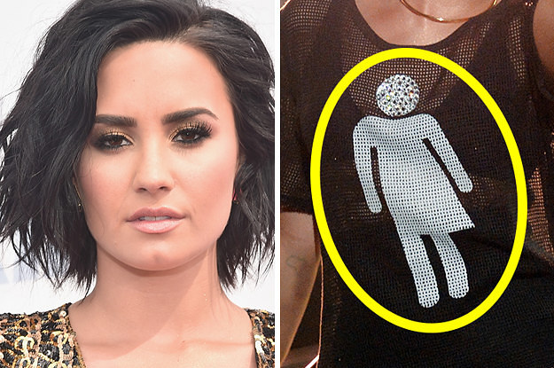 Demi Lovato Took A Stand For Trans Rights At The Billboard Music Awards