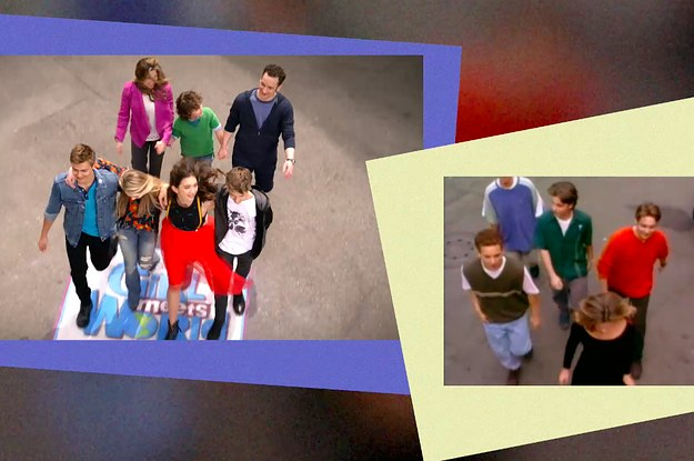 """Girl Meets World"" Perfectly Recreated The Iconic ""Boy Meets World"" Opening Credits"