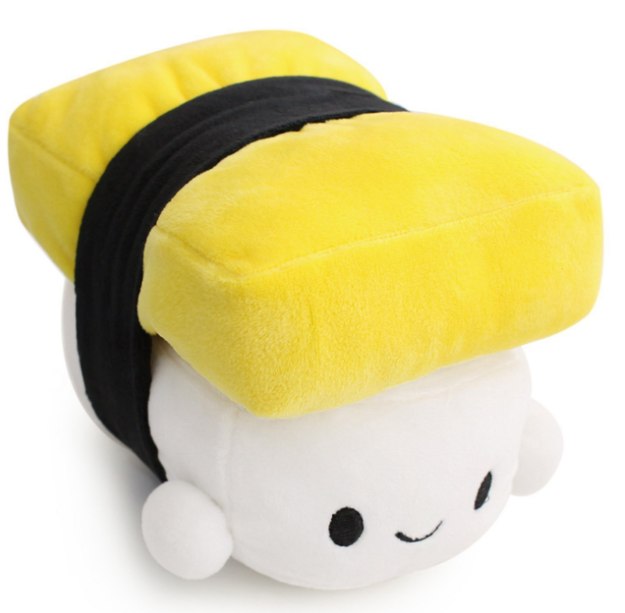 A sushi pillow