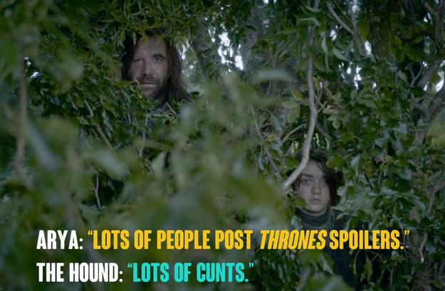 Si abriste esto sin haber visto el quinto episodio, esta es la última advertencia. SE ACERCAN LOS SPOILERS.
