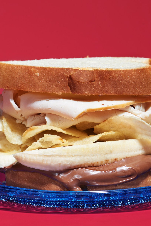 Feast Your Eyes On The Weirdest Sandwiches Ever