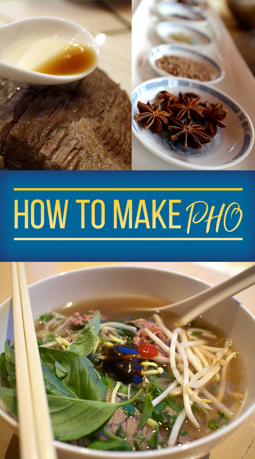 history & recipes of pho essay Philippine food culture and history  (excerpted from the food of the philippines: authentic recipes from the pearl of the orient.