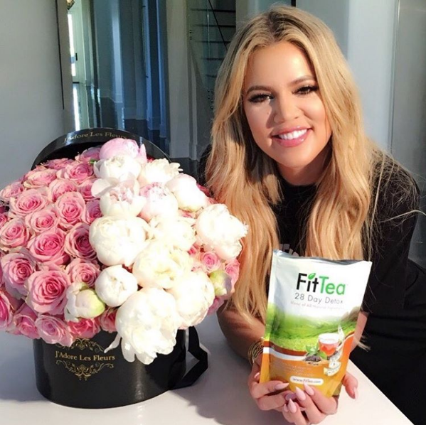 OK, so the Kardashians LOVE shilling for Fit Tea. But how trustworthy is a fitness tea endorsed by Kris Jenner's spawn - could it possibly work, or is it 21st century snake oil?