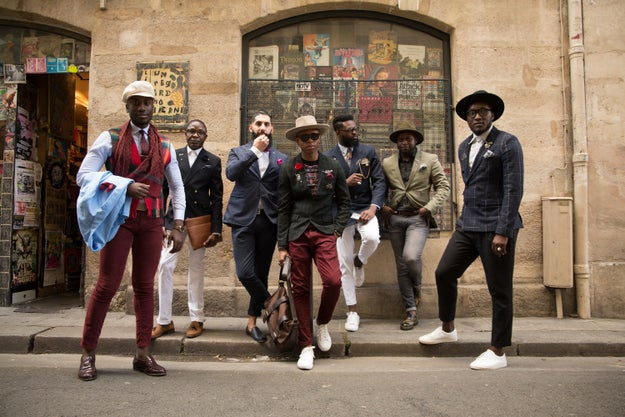 These Hot French Guys Will Give You Style Goals