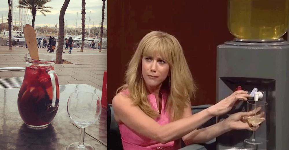 Buzzfeed celebrity wine cruise