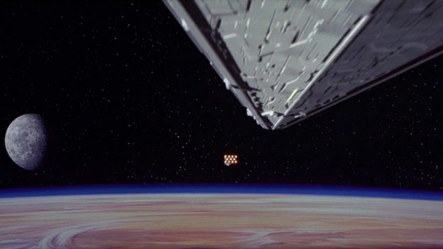 56 Of The Most Iconic Shots From The Original Star Wars