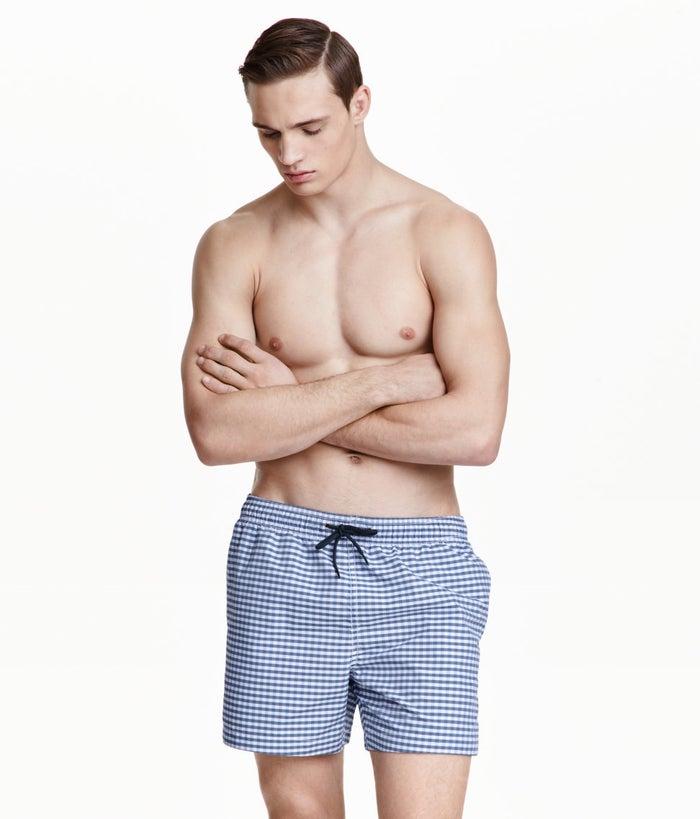 H&M Swim Shorts — $17.99