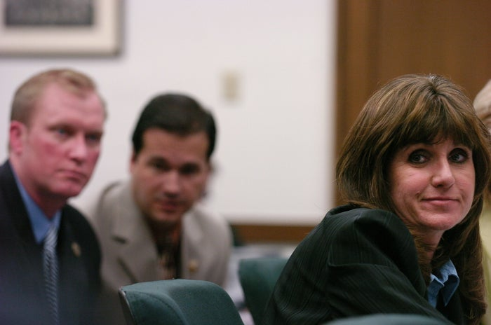 Paula Presley, undersheriff for El Paso County Sheriff's Office.
