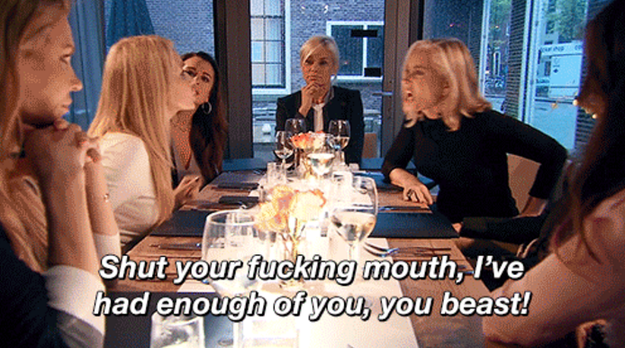 """Real Housewives Of Beverly Hills"" Vs. ""Real Housewives Of Melbourne"""