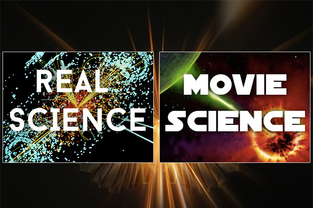 Can You Tell Movie Science From Real Science?
