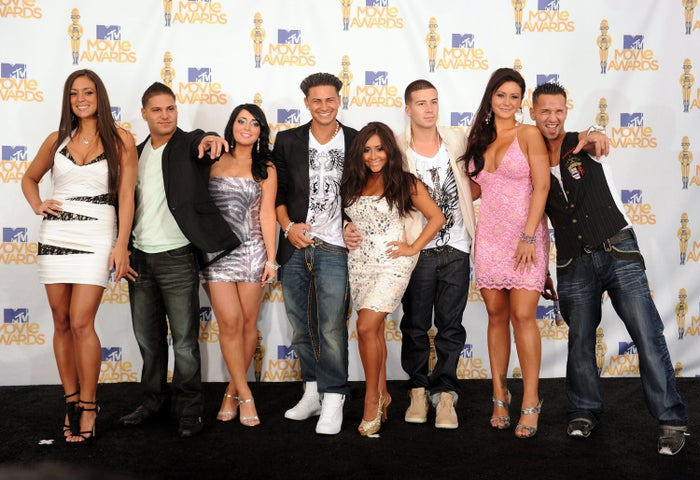 For obvious reasons, our lives were forever changed. Here they are at the 2010 MTV Movie Awards — minus Deena, because Angelina.