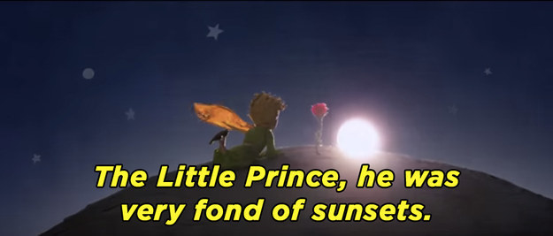 """The New """"Little Prince"""" Trailer Is Going To Make You Very Emotional"""