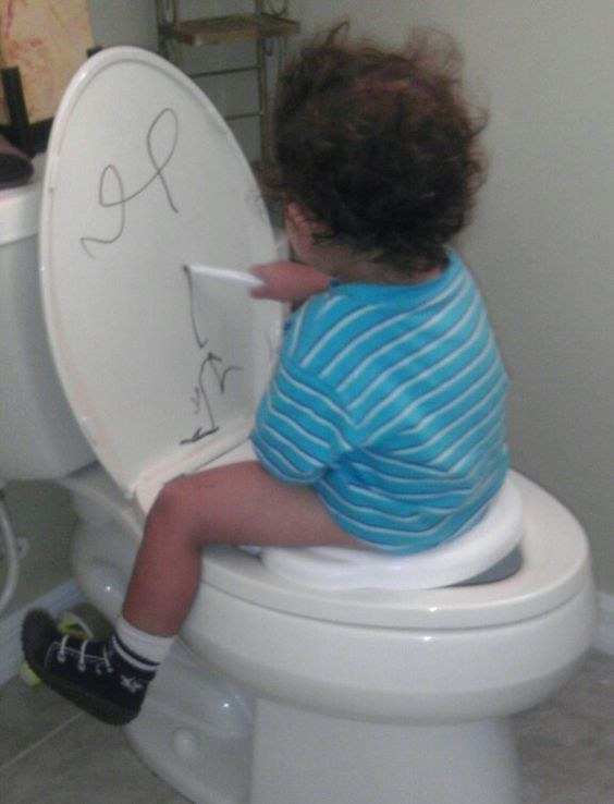 Here S How To Potty Train Your Kid In Three Days