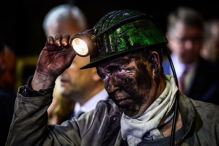 1. Coal miners will go back to work, Trump said. That seems unlikely.