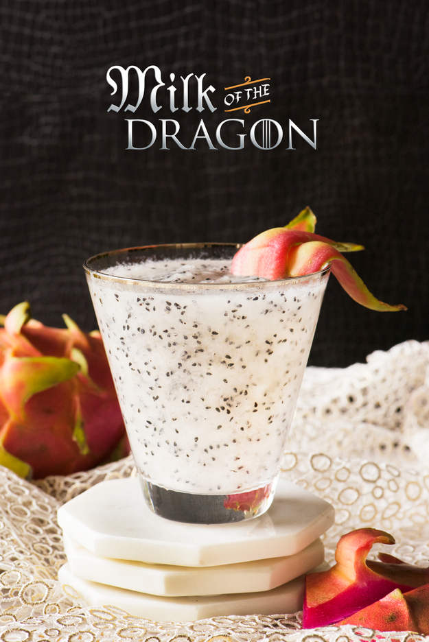 2. Milk of the Dragon
