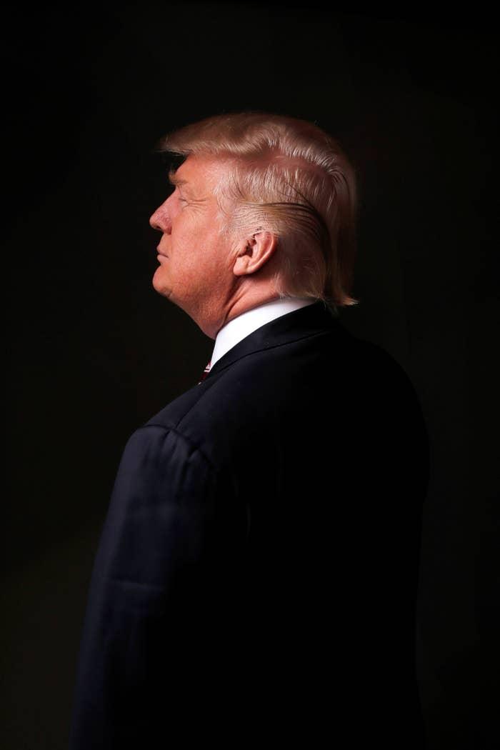Donald Trump, May 17, 2016.
