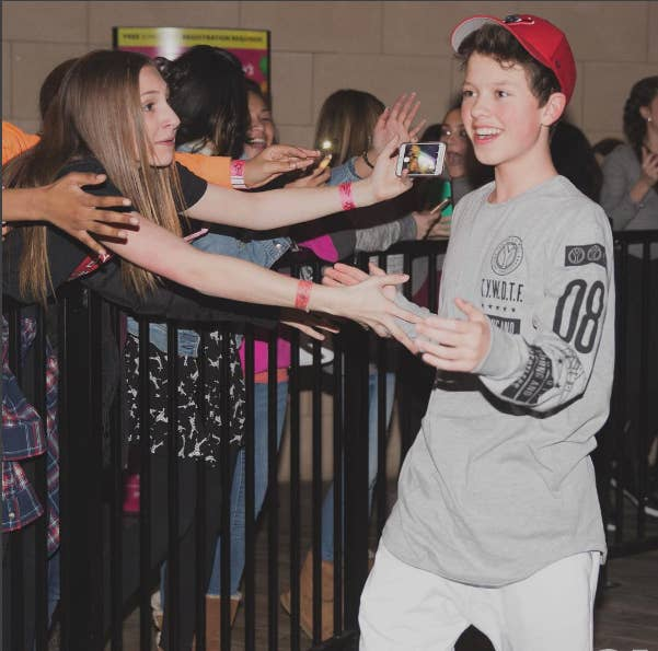 Inside the tween drama around vine star jacob sartorius one 13 year old i talked to on twitter explained that the reason she ccuart Choice Image