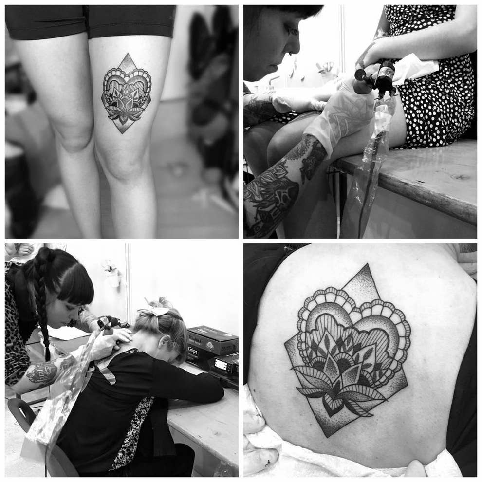 27 Tatouages à Faire Avec Votre Mère
