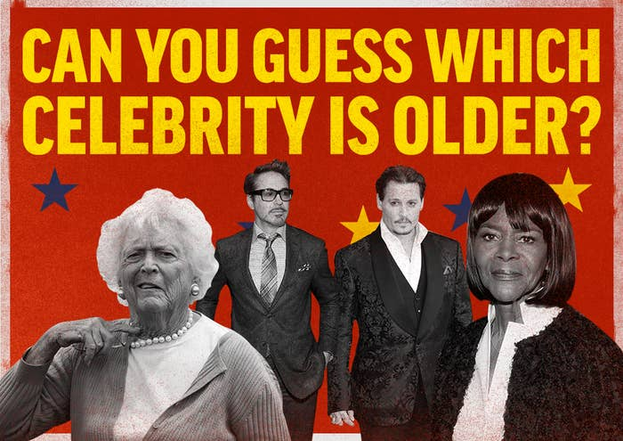 which celebrity are you buzzfeed