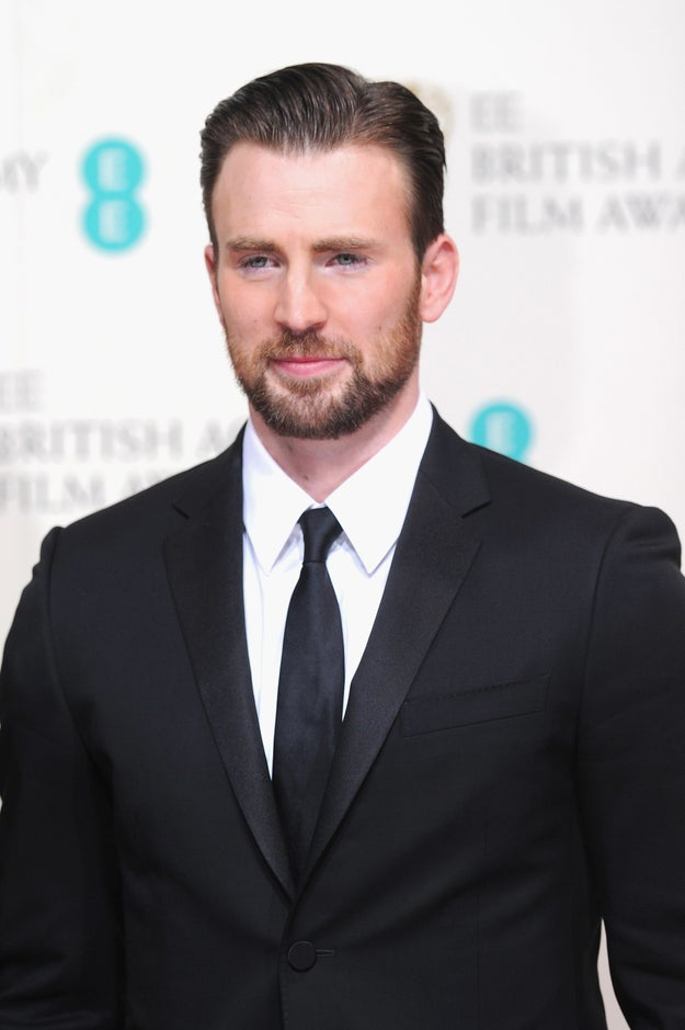 Steve Rogers is having a hard week, what with that comic book twist everyone's talking about. But at least we still have Movie!Steve, and at least Movie!Steve still has this face: