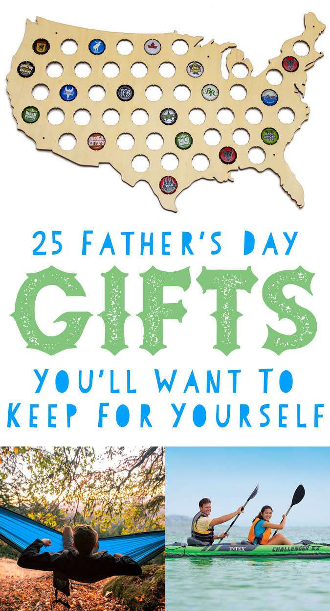 25 wonderful fathers day gifts youll love as much as your dad will share on facebook share solutioingenieria Gallery
