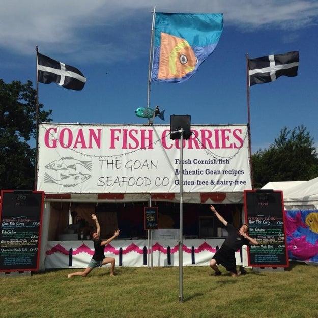 Goan Seafood Company