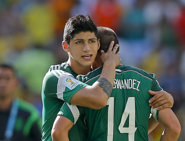 Mexican soccer star Alan Pulido was kidnapped by armed men on Sunday outside of his hometown of Ciudad Victoria in the northern border state of Tamaulipas.