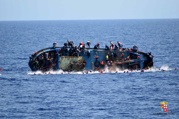 But on Tuesday, the International Organization for Migration (IOM) said that after having met survivors, staff now believed the number of fatalities is 250 — not the 100 initially estimated.