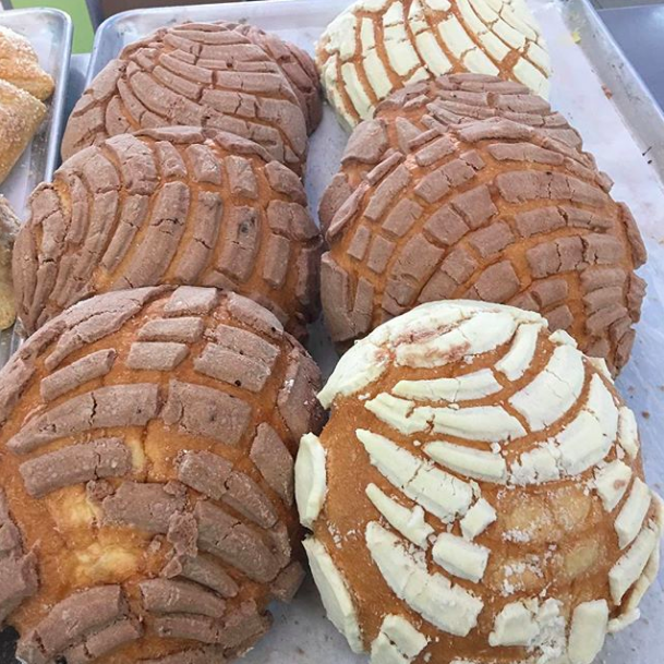 you haven't lived life until you've tried conchas