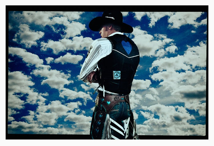 Her photo series, The Lonesome Cowboy is exhibiting at the 2016 Head On Photo Festival in Sydney. And her goal is simple: she wants people to see the soft side of cowboy life.