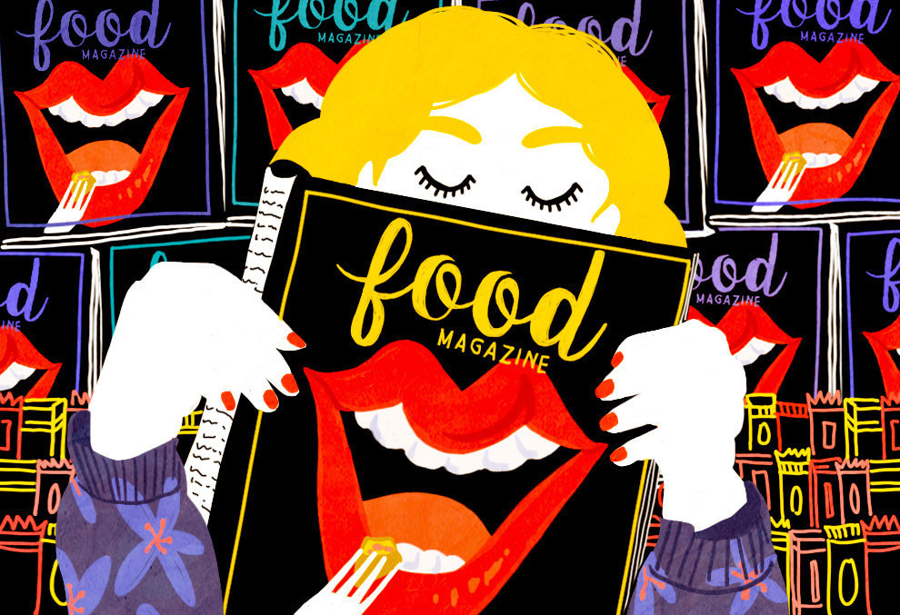 Writing About Food Helped Me Beat My Eating Disorder