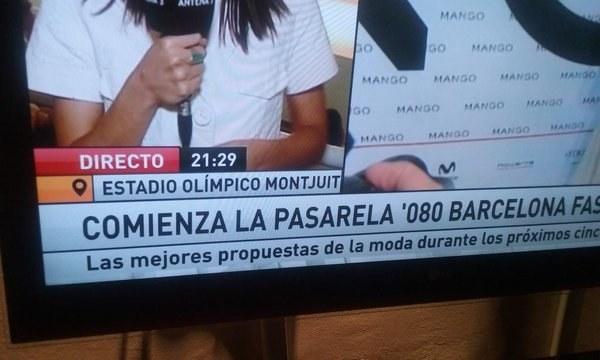 """Y cuando le quitaron la """"c"""" a Montjuïc porque no les quedaba espacio y hay que ahorrar."""