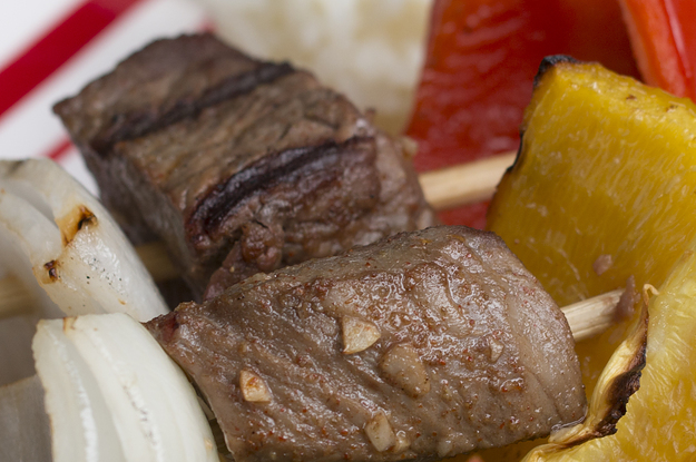These Beef Kebabs Are Out Of This World Delicious And Totally Grillable