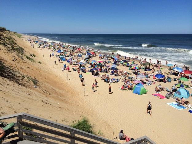 A mais de boa: Marconi Beach – Wellfleet, Massachusetts