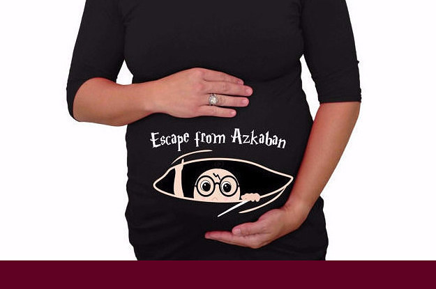 9b3f89feec0fa 23 Ways To Have The Ultimate Harry Potter Pregnancy
