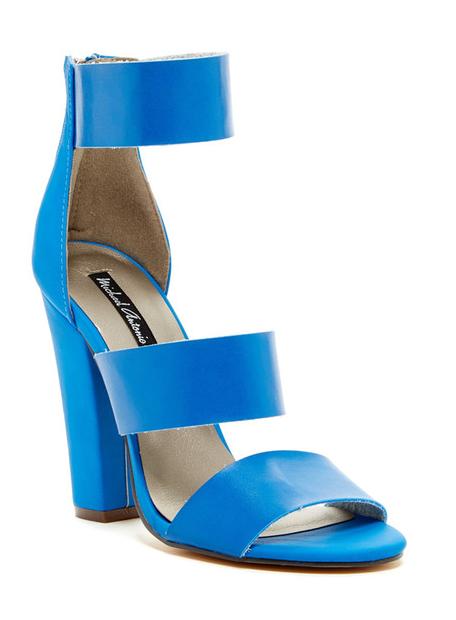 Michael Antonio Joxy Heel Sandal, $32.99