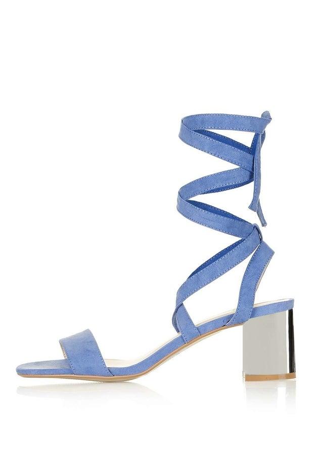 TopShop Delilah Tie Up Sandal, $48