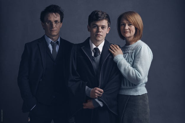 Today Pottermore ~finally~ revealed the first portraits of the cast in character, and they're absolutely perfect.