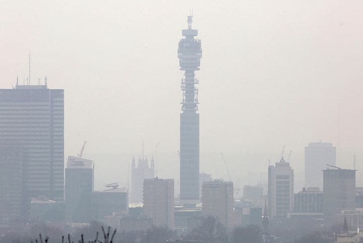 Cycling In London Is Always Good For You, Despite The Pollution, Research Claims