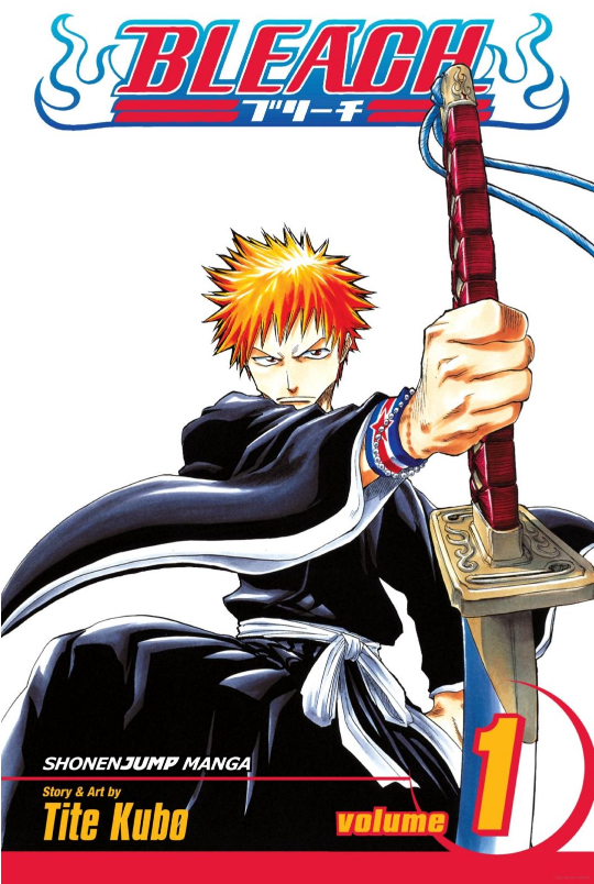 """Publisher's Summary:""""Ichigo Kurosaki has always been able to see ghosts, but this ability doesn't change his life nearly as much as his close encounter with Rukia Kuchiki, a Soul Reaper and member of the mysterious Soul Society. Ichigo quickly learns that the world he inhabits is one full of dangerous spirits and, along with Rukia, it's his job to protect the innocent from Hollows (an evil spirit that preys on humans who display psychic energy) and help the spirits themselves find peace.""""Why I feel it should be on this list:Bleach is one of the big manga series that introduced many to the medium. It's great for those who are just looking to dip their toes in manga before exploring more.Get it here:Google Play ($7)Amazon ($4 to $8)"""