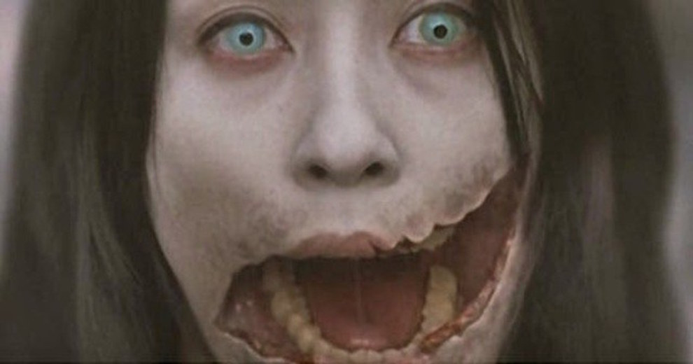 Slit-Mouthed Woman