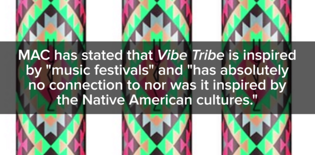 "Native American Women Review MAC's ""Vibe Tribe"""
