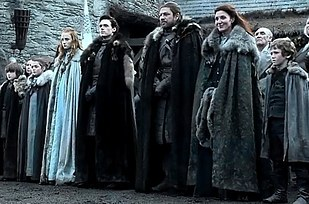 """This """"Game Of Thrones"""" Fan Theory Might Reveal The Starks' Future"""