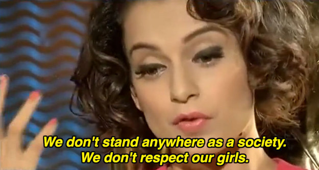 On sexism in India: