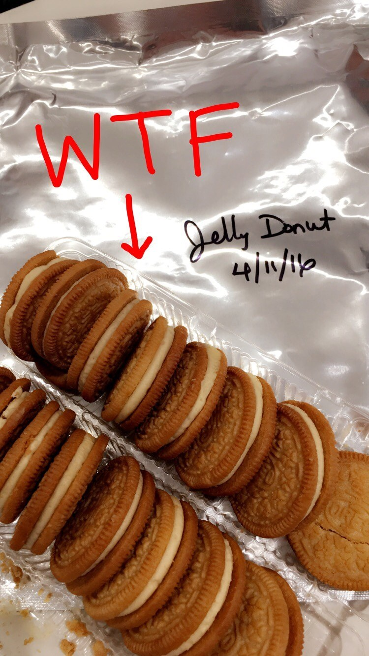 What is a jelly doughnut sexually