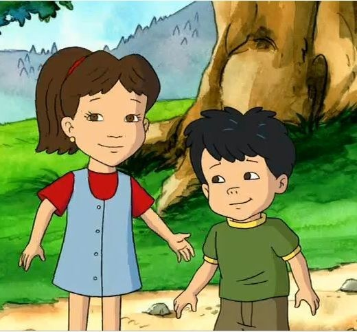 Can You Name These 90s Cartoon Character's Sibling?
